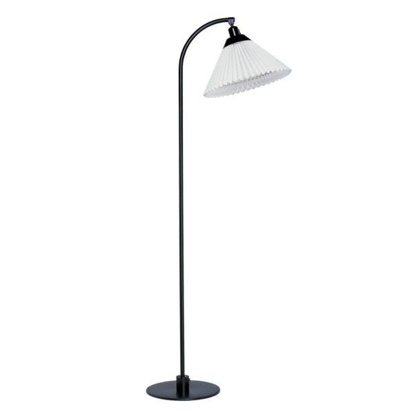 LE KLINT Model 368 gulvlampe sort