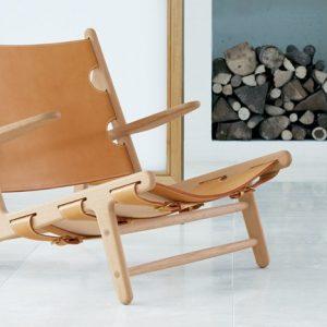 Jagtstolen BM2229 Børge Mogensen Fredericia Furniture