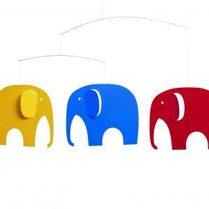 ElephantParty flensted mobiler hos Juhls Bolighus