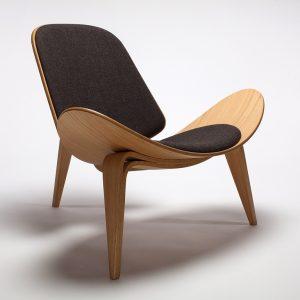 CH07 Skalstolen af Hans J. Wegner fra Carl Hansen