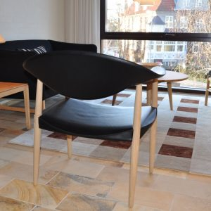 Carl Hansen_LM92_Metropolitan Chair Udstillingsmodel
