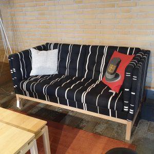 EJ315 2 pers. sofa savak