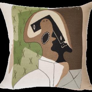 Poulin Design - Picasso - Harlequin - Pude 45x45 cm