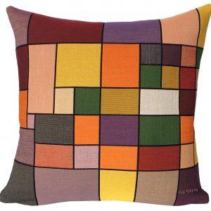 Poulin Design - Klee - Harmonie De La Flore Nordique - Pude 45x45