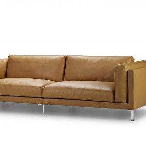 JUUL301 sofa i prestige læder design Eilersen