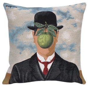 Poulin Design - Magritte - La Grande Guerre - Pude 45x45