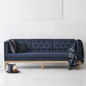 EJ315 Sofa – 3 personers Erik Jørgensen