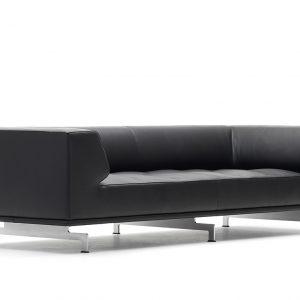 EJ450-E11 Delphi - 3 personers sofa - Erik Jørgensen