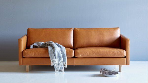 MH981 2,5 personers sofa - Mogens Hansen
