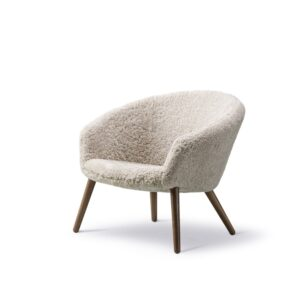 Ditzel Lounge Chair - Sheepskind Edition