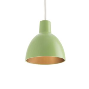 Toldbod 120 duo grøn - Pendel - Udstillingsmodel