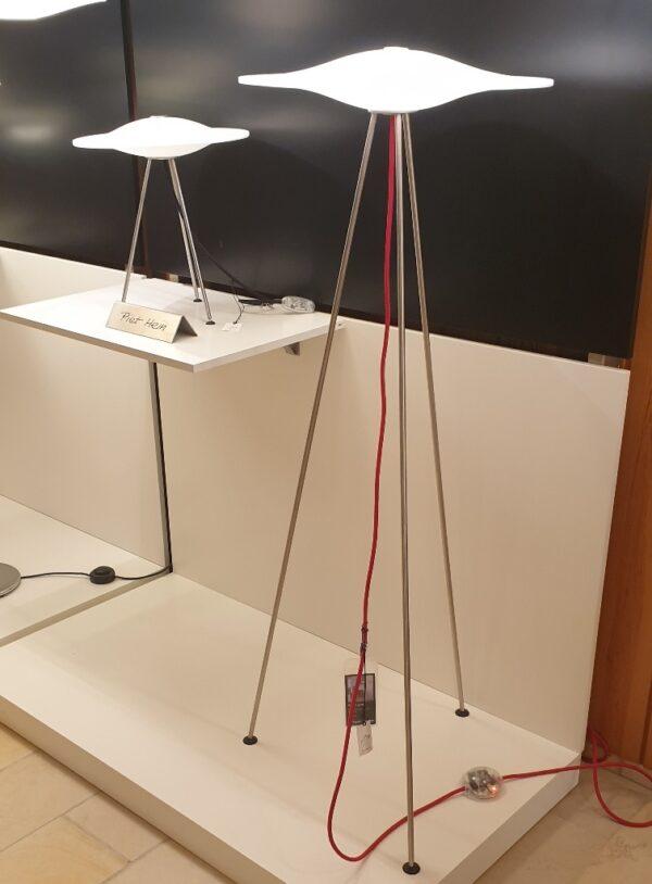Sinus 440 Gulvlampe - Piet Hein - Udstillingsmodel