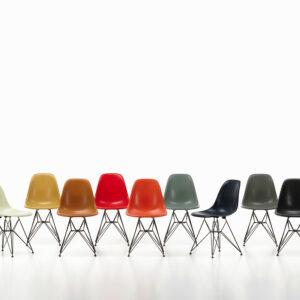 DSR Eames Fiberglass Side Chair - Forskellige farver - Udstillingsmodeller