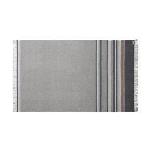 Lyø 0837 - Grey Dark Grey - Silkeborg Uldspinderi